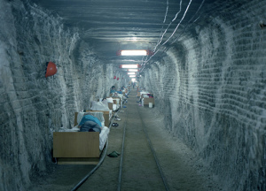 Speleo - Hospital in the Ukraine Mine